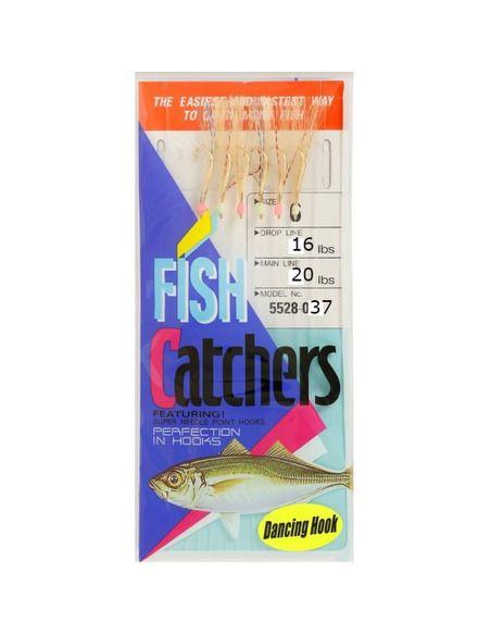 Чепаре за морски риболов Owner - Dancing Hook No 8 - 6 куки - Owner - Чепарета - 1
