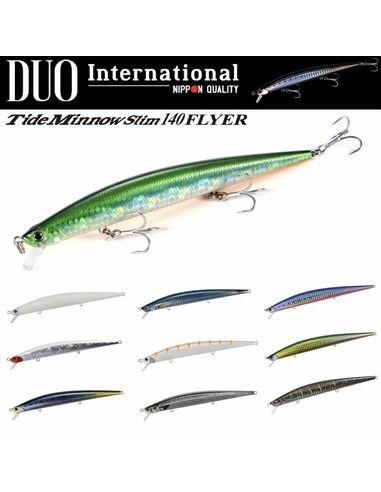 Воблер DUO - Tide Minnow Slim Flyer 140 - DUO - Воблери - 1