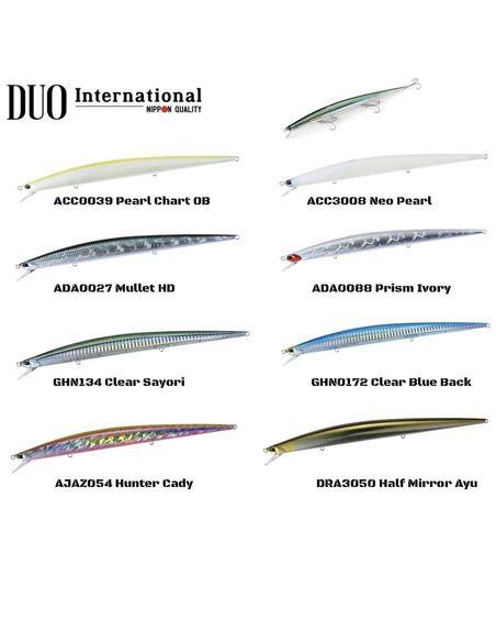 Воблер DUO - Tide Minnow Slim Flyer 140 - DUO - Воблери - 2