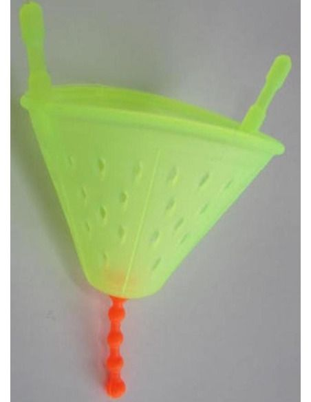 Чашка за прашка Stonfo - Зелена Art. 94 - Stonfo - Други аксесоари за шарански риболов - 1