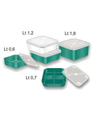 Кутия за стръв Stonfo - 0.60 Л. - Stonfo - Други аксесоари за морски риболов - 1