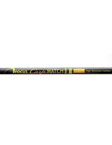 Мач Focus - Carp Match 8/38 - 4.20 M. - Focus - Мачове за риболов на плувка - 6