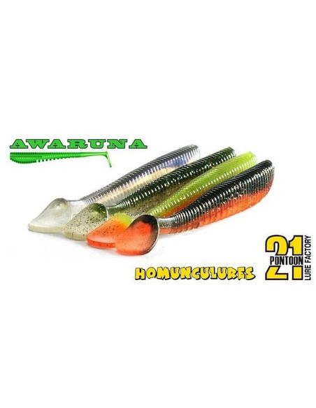 Силиконови риби Pontoon 21 - Awaruna 76 - Pontoon 21 - Силиконови примамки - 6