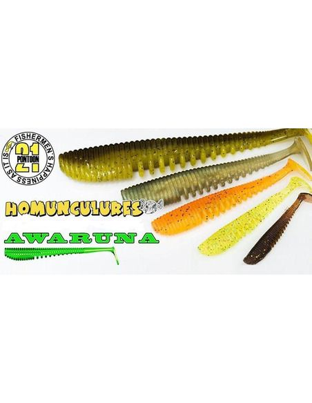 Силиконови риби Pontoon 21 - Awaruna 89 - Pontoon 21 - Силиконови примамки - 1