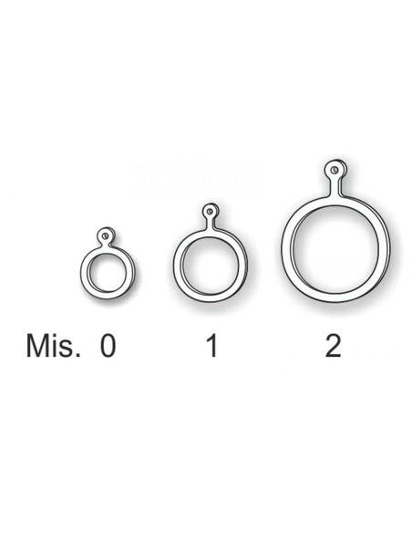 Силиконови пръстени за пелета Stonfo - Art. 137 - Stonfo - Монтажни аксесоари за шарански риболов - 1