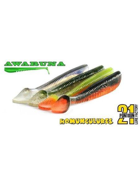 Силиконови риби Pontoon 21 - Awaruna 100 - Pontoon 21 - Силиконови примамки - 6