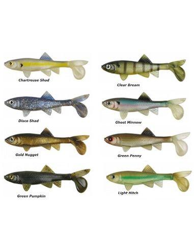 Силиконови риби Berkley - Sick Fish 100 - Berkley - Силиконови примамки - 1