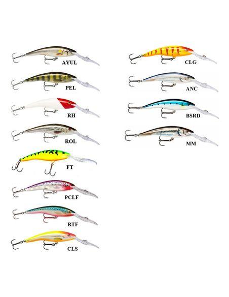 Воблери Rapala - Deep Tail Dancer 9 - Rapala - Воблери за морски риболов - 3