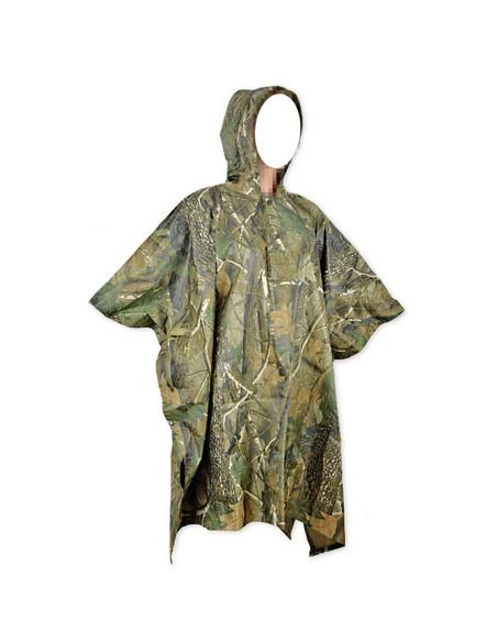 Дъждобран CZ - HIGH-Q Rain Poncho - Carp Zoom - Облекло за риболов - 1