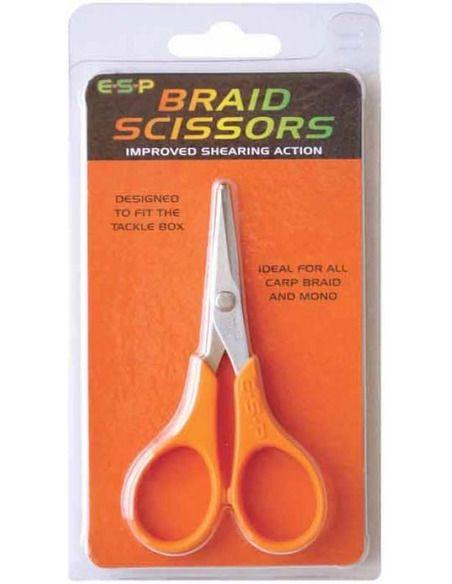 Ножицa за плетено влакно ESP Braid Scissors - E.S.P. - Други аксесоари за морски риболов - 1