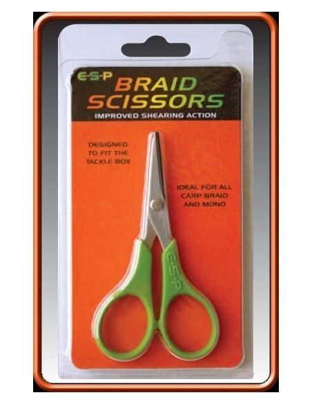 Ножицa за плетено влакно ESP Braid Scissors - E.S.P. - Други аксесоари за морски риболов - 2
