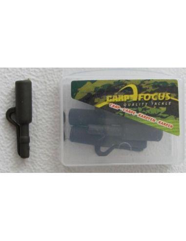 Клипсове за монтажи CarpFocus - Safety Clips - 111260 - CarpFocus - Монтажни аксесоари за шарански риболов - 1