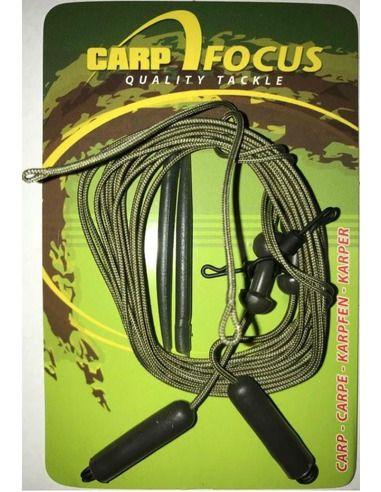 Монтаж CarpFocus - Chod Rig System - 9100 - CarpFocus - Готови монтажи за шарански риболов - 1