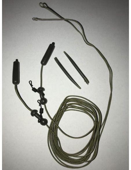 Монтаж CarpFocus - Chod Rig System - 9100 - CarpFocus - Готови монтажи за шарански риболов - 2