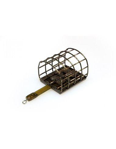 Фидер кошница Drennan - Stainless Oval Cage - Drennan - Хранилки за фидер - 1