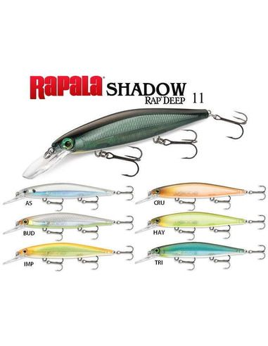 Воблери Rapala Shadow Rap Deep 11 https://goo.gl/maps/5LEQaNQALzn