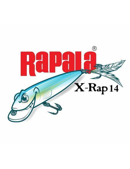 Воблери Rapala X-Rap Saltwater 14 https://goo.gl/maps/5LEQaNQALzn