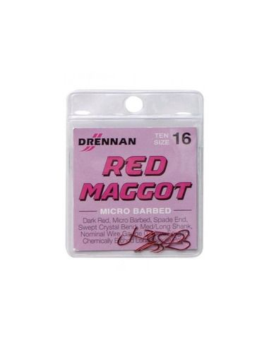 Куки Drennan Red Maggot https://goo.gl/maps/5LEQaNQALzn