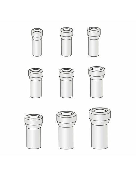 Втулка за ластик Stonfo - Art. 3-0 - Stonfo - Карабинки и втулки - 1