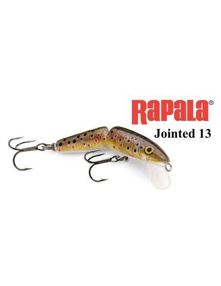 Воблери Rapala - Jointed 13 - Rapala - Воблери за морски риболов - 1