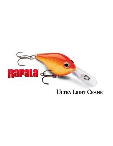 Воблери Rapala - Ultra Light Crank 3 - Rapala - Воблери за спининг - 1
