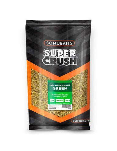 Захранка Sonubaits - 50:50 Method and Paste Green - Sonubaits - Захранки за фидер - 1