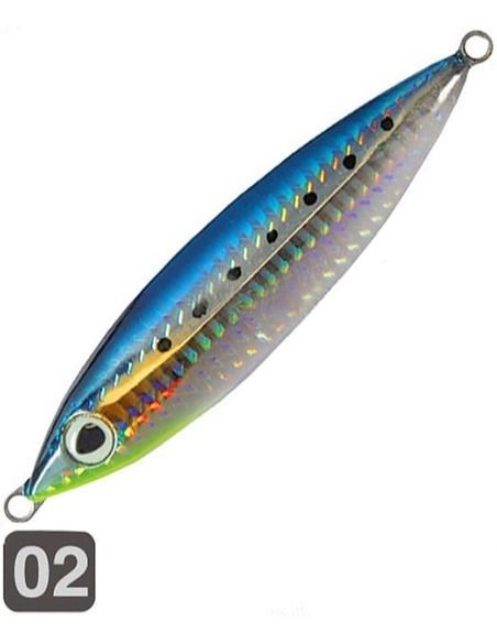 Джигове Owner - Gekito Jig Ultra Slow GJUS 120 ГР. - Owner - Джигове и пилкери за морски риболов - 3