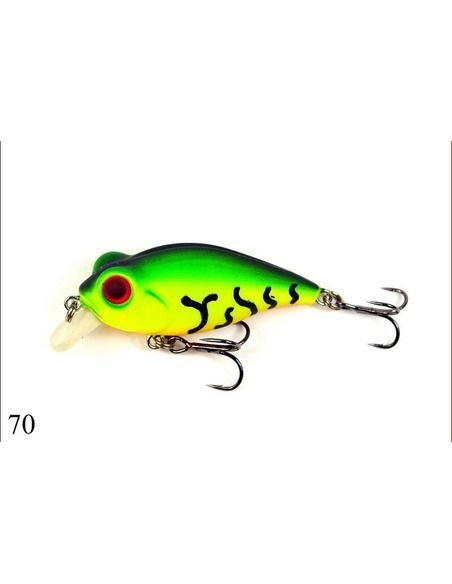 Воблери Owner - Bug Eye Bait 48 F - Owner - Воблери за спининг - 7