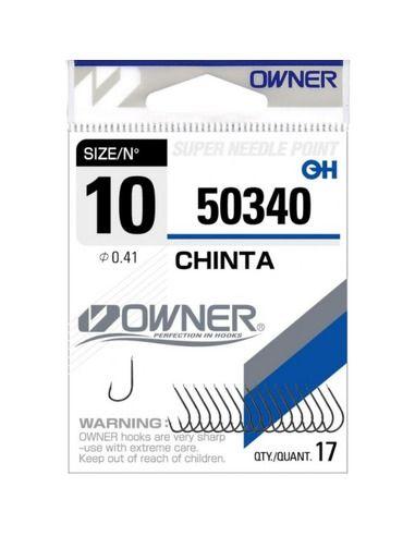 Куки Owner - Chinta 50340 - Owner - Единични куки за фидер - 1