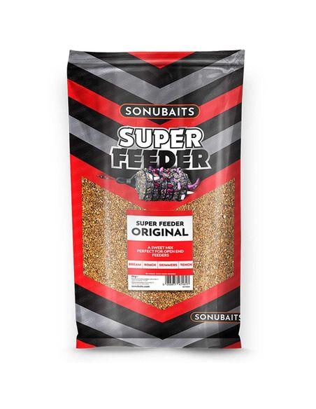 Захранка Sonubaits - Super Feeder Original - Sonubaits - Захранки за шарански риболов - 1