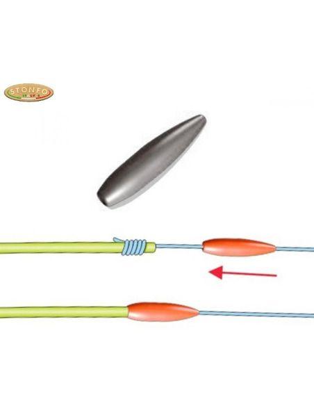 Протектори за възли Stonfo - Knot Cover Art. 584 - Stonfo - Монтажни аксесоари за шарански риболов - 2